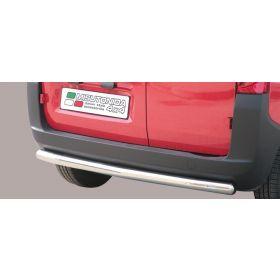 Rearbar Peugeot Bipper 63mm