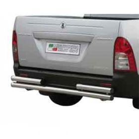 Rearbar Ssangyong Actyon Sport Pickup 63mm