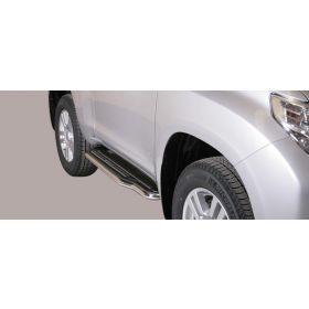 Sidesteps Toyota Landcruiser 150 3-deurs