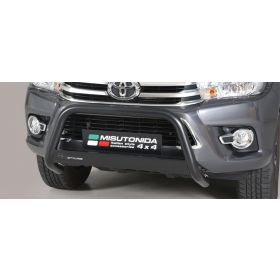 Pushbar Toyota Hilux 2016 - Medium - Zwart