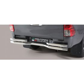 Rearbar Toyota Hilux 2016