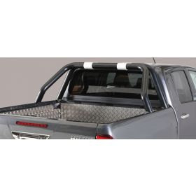 Roll bar Toyota Hilux 2016 - Design - Zwart