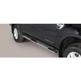 Sidebars Ford Ranger D.C. vanaf 2012 - Design