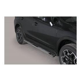 Sidebars Subaru XV Sidesteps Design