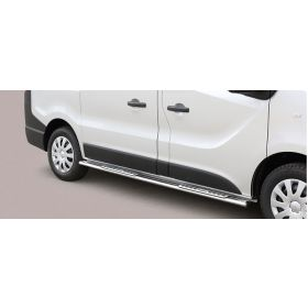 Sidebars Opel Vivaro SWB 2014 - Design