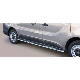 Sidebars Renault Trafic L1 2014 - Design