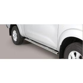 Sidebars Nissan Navara NP 300 King Cab 2016 - Design
