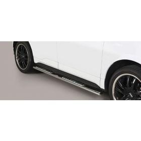 Sidebars Ford Edge 2016 - Design