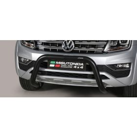 Pushbar VW Amarok vanaf 2010 (Highline en V6) - Super - Zwart
