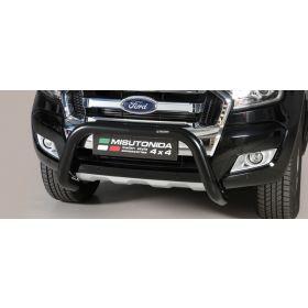 Pushbar Ford Ranger vanaf 2012 - Super - Zwart