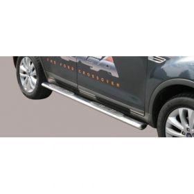 Sidebars Ford Kuga Ovaal Sidesteps