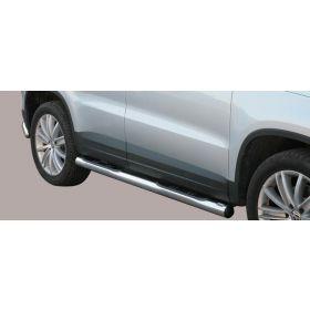 Sidebars Volkswagen Tiguan 50mm