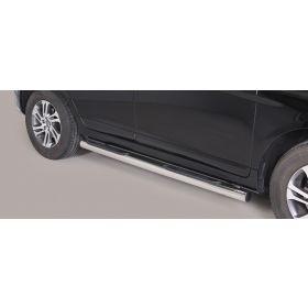 Sidebars Volvo XC60 - Rond
