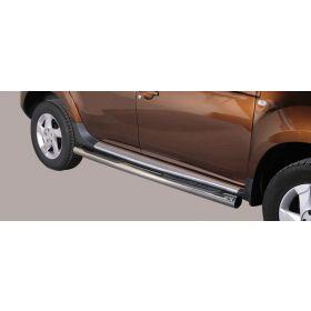 Sidebars Dacia Duster Sidesteps 76mm