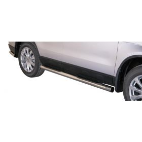 Sidebars Honda CR-V 2010 76mm