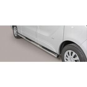 Sidesteps Opel Vivaro LWB 2014