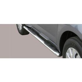 Sidebars Daihatsu Terios 2006-2008 Ovaal Sidesteps