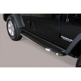 Sidebars Jeep Wrangler 2011 50mm
