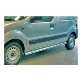 Sidebars Renault Kangoo MAXI vanaf bouwjaar 2008 Verlengde wielbasis 63mm