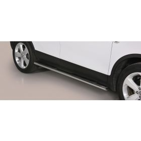 Sidebars Opel Mokka / Mokka X Sidesteps Ovaal