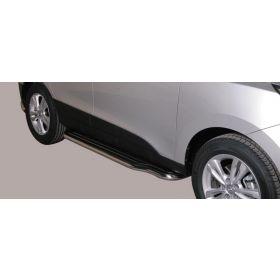 Sidebars Hyundai IX35 Sidesteps