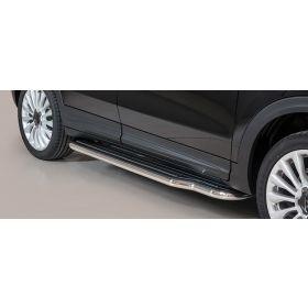 Sidesteps Fiat 500 X 2015