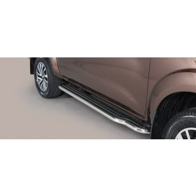 Sidesteps Nissan Navara NP 300 Double Cab 2016