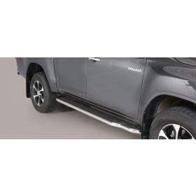 Sidesteps Toyota Hilux D.C. 2016