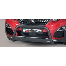 Pushbar Peugeot 3008 – 2016/Nu – Medium – Zwart