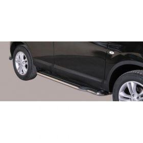 Sidebars Nissan Qashqai 2010 50mm
