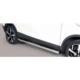 Sidebars Nissan Qashqai 2018 - Rond