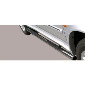 Sidebars Suzuki XL7 Sidesteps 76mm