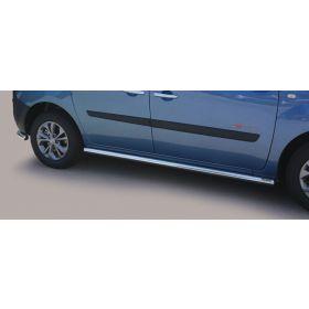 Sidebars Renault Kangoo vanaf 2008