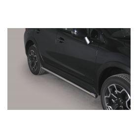 Sidebars Subaru XV 63mm