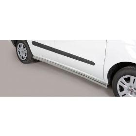 Sidebars Fiat Doblo vanaf 2010