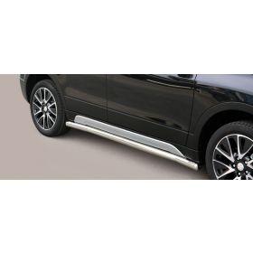 Sidebars - Suzuki SX4 S-Cross