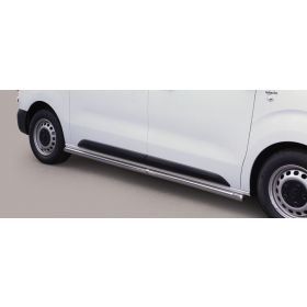 Sidebars Toyota Proace 2016