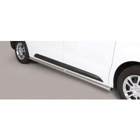 Sidebars Peugeot Expert MWB 2016